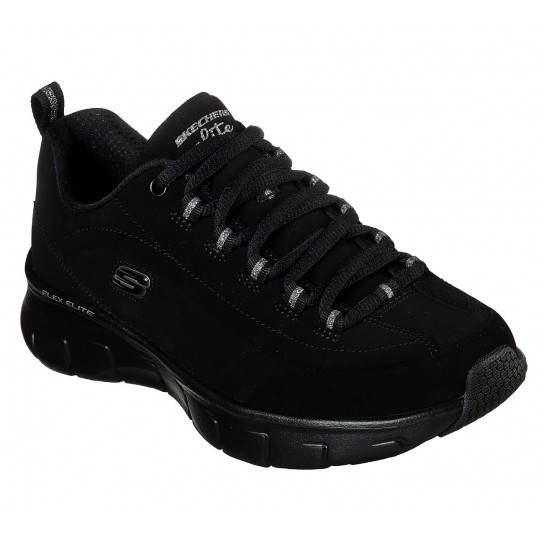 Skechers Synergy 3.0 Out & About - Preto