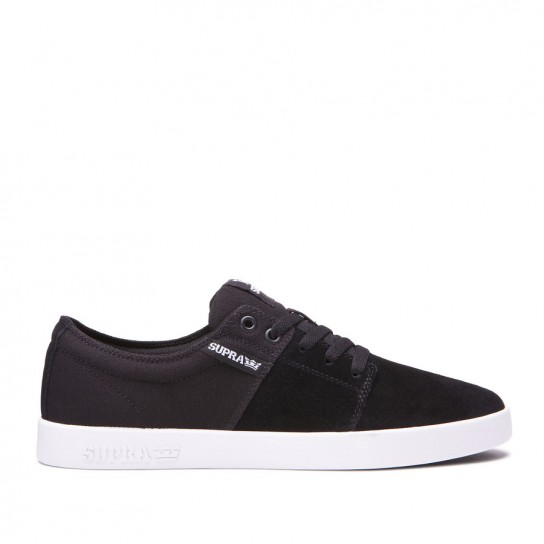 Supra Stacks II Black/Grey